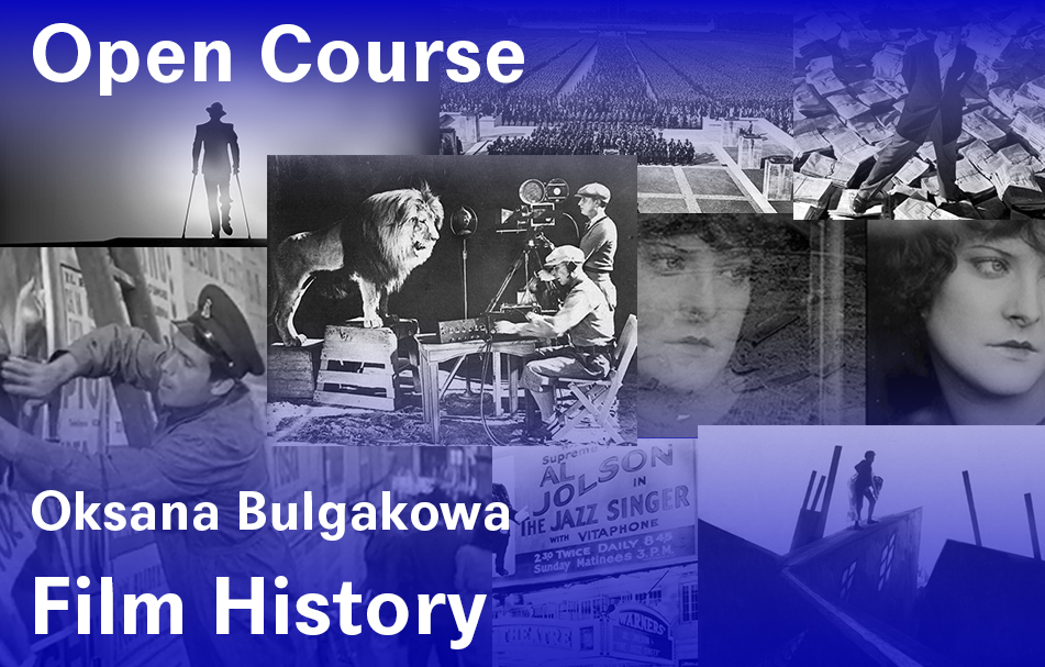 "Open course ""Film history"""