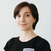 Shakhlo Makhmudova<small> /Coworking Manager</small>